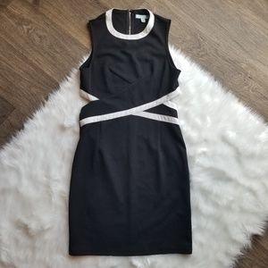 She & Sky | Cutout Dress